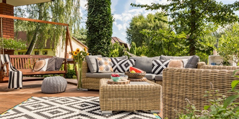 The Best Material For Outdoor Furniture Covers